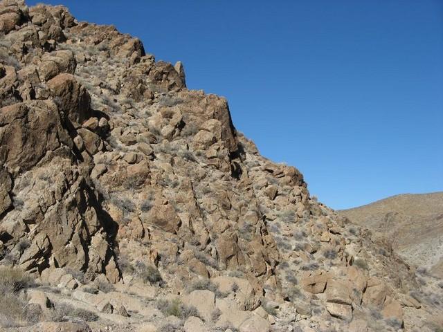 New York Canyon (Triassic/Jurassic boundary)