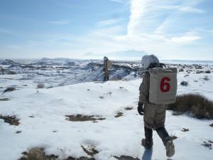 Brian and Luis atop Radio Ridge