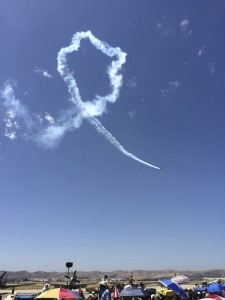 Aerobatics - loop