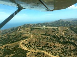Catalina runway