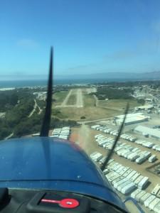 Oceano runway 29